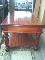 Coffee table pure mahogany