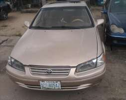 Toyota camry 02 for urgent sale