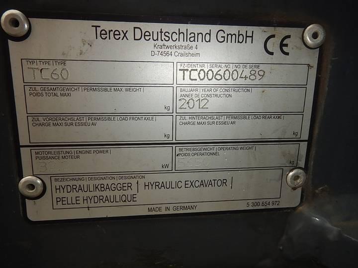 Terex TC60 - 2012 - image 7