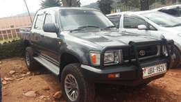 New Toyota Hilux Double cabin UBA in a perfect Condition for sale