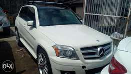 white 2010 benz glk 350 4matic for grabs, buy now