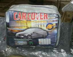 Body Cover For Afully covered car any place.