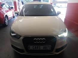 Audi A1 1.6 TDI 2011 Model with 107000Km in Excellent Condition