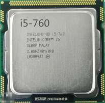 i5 quadcore cpu