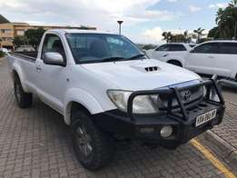 2011 Toyota Hilux 3.0 D4D 4X4 S/C Coming soon R189900.00 Contact: Tes