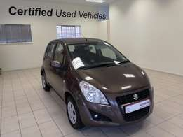 Suzuki Splash 1.2GL Hatchback 2015 Model