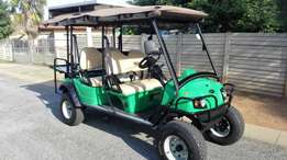 Golf Cart Street Legal