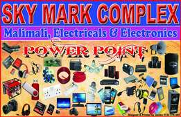 Electronics, Mali Mali varieties and electrical materials.