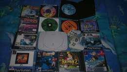 Selling PS1 and 13 games