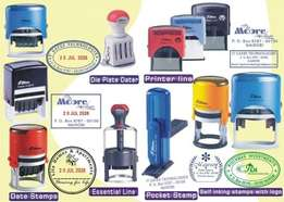 Rubber stamps (stamp),company seals (seal)