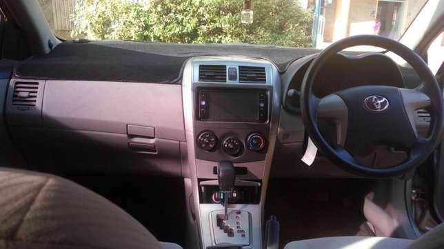 Toyota Axio 2007 KBY 995K (let me know if you spot it) Sagana - image 4
