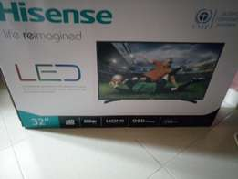 "Brand new hisense 32"" LED tv"