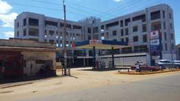 Space to Let at Kabati-Kenol. For supermarket, banks, Sacco's, schools