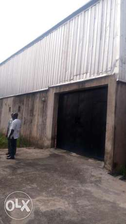 Warehouse with Separate compound at Ajao Estate Isolo. Church Etc Lagos Mainland - image 2