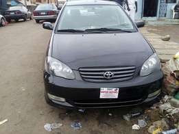 Toyota Colloa Sport 2005, Manual drive, clean toks accident free