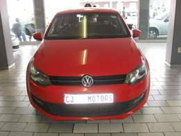 VW Polo 1.4 C/L 2010 model with 5 doors