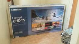 2017 Samsung Curved TV New One