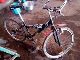Selling a mountain bike price negotiable