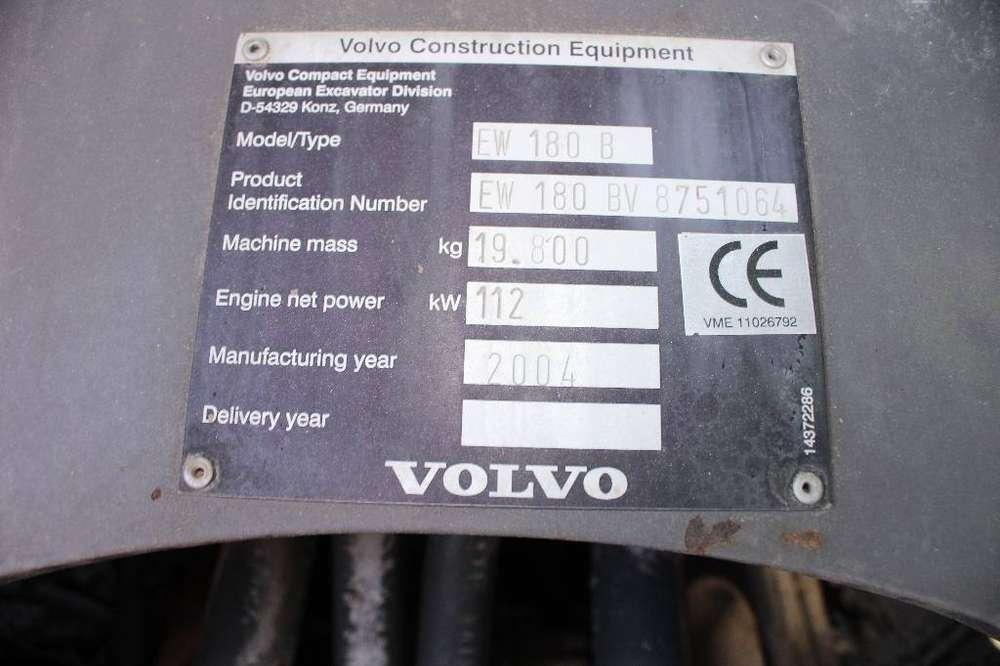 Volvo Ew 180 B / Indexatro (propo) - 2004 - image 14