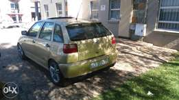 Polo play 1.8 engine swap for a superbike R35000