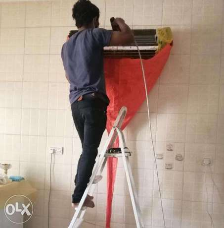 AC service for hotels, schools offices at cheap rates