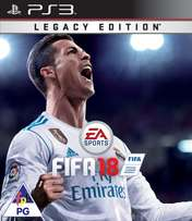 PS3 Fifa 18 and Pes 18 for all Models (Chippable or Unchippable)