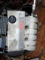 Golf VR6 engine 2.8