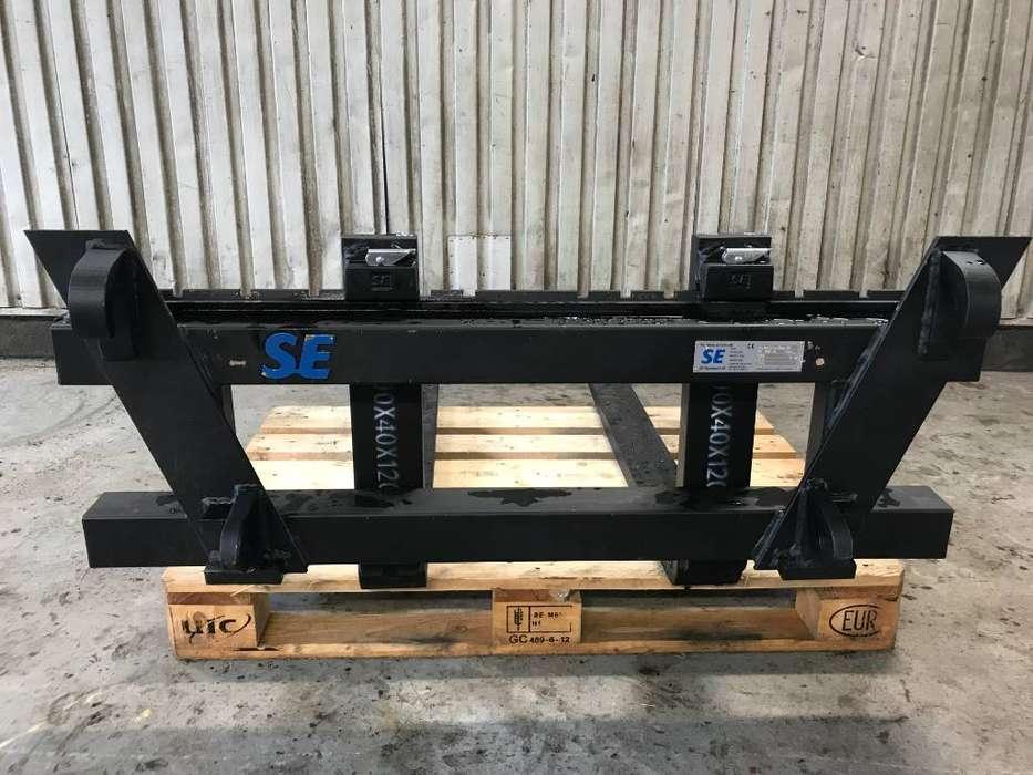 Pallgafflar 2,5 Ton Euro Se - 2019 - image 2