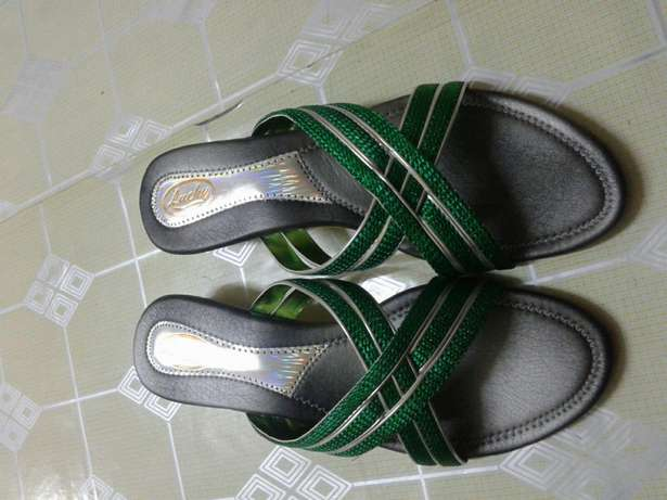 Made in India ladies sandals Makadara - image 3