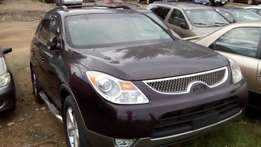 Sharp Hyundai Veracruz 2007 AWD Leather Tokunbo