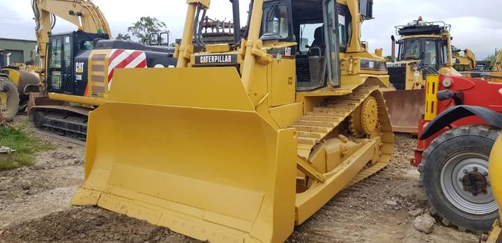 Caterpillar D 6 R Xl - 2002