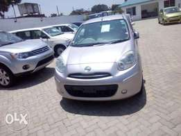 Nissan March New Face New Shape fresh import 2010 and 2011