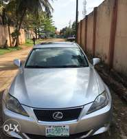2008 Lexus is250 (thumb start) perfect condition.