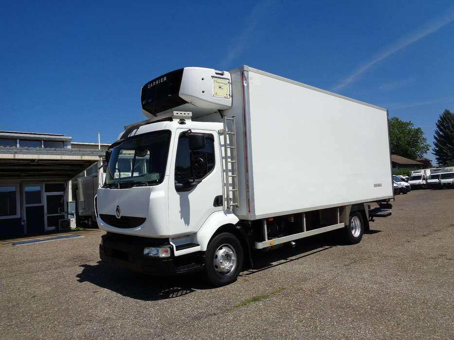 Renault Midlum 220.16*Carrier Supra 950 *6.60m*LBW* - 2008