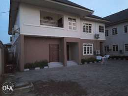 Spacious 2bedroom Duplex At Rumuibekwe Estate PH