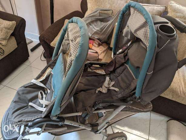 Graco double stroller original