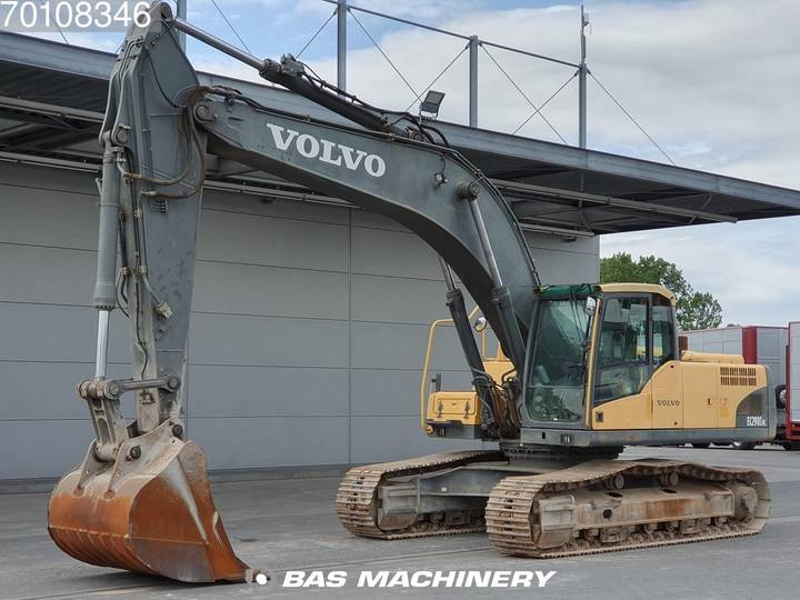 Volvo EC290 C NL Nice and clean condition - 2007