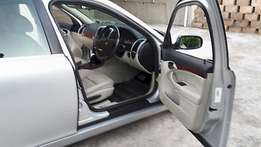 2007 Cadillac BLS 2.0Turbo Automatic/Tiptronic (With Steering Shift) 1