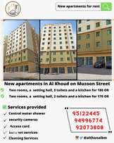 new apartment in Alkhud for rent