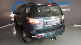 2013 Chevrolet Trailblazer 2.5LT