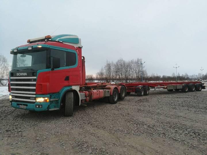 Scania 144 - 1998