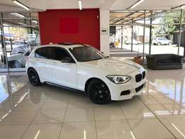 Pre owned BMW 1 Series M135i 5-door sports-auto