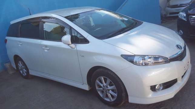 Toyota Wish KCJ registration Hire purchase Price 2010Model Mombasa Island - image 8