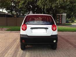 2010 Chevrolet Spark Hatchback