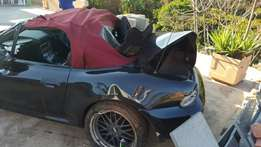 Bmw Z3 3.0L Manual Stripping for parts -Sparesboyz Durban