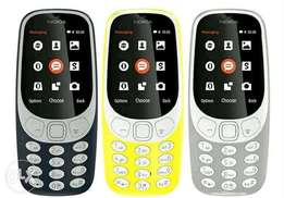 New Nokia 3310 at 2000/- Delivery within CBD