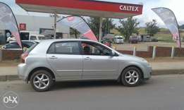 Toyota runx for sale