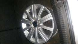 16 inch mag rim vw and toyota