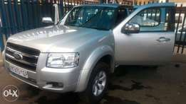 2010 Double Cab Ford Ranger for R110000 negotiable