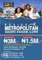 Cheap and genuine plots available in Ilorin